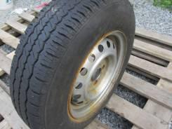 3239. Одно колесо 165R13 LT Hankook Radial RA08 на штамповке 4x100