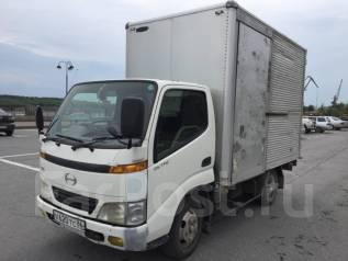 Hino Dutro. Продаётся грузовик HIno Dytro, 4 600куб. см., 2 000кг.