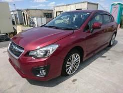 Subaru Impreza. GP7, FB20