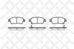 Колодки дисковые передние Toyota Yaris 1.0i/1.3i/1.5WTi/1.4D 99-01 STELLOX 723002-SX