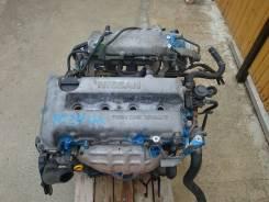 Двигатель Nissan Serena PC24 SR20DE