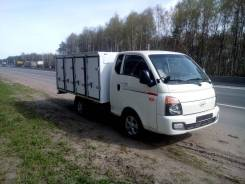 Hyundai Porter II. Hyundai Porter 2 хлебный фургон, 2 495куб. см., 1 500кг., 4x2