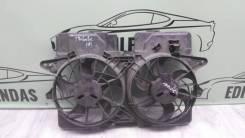 Вентилятор радиатора mazda tribute