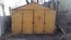 Хабаровские металлические гаражи автоматические ворота для гаража купить москва