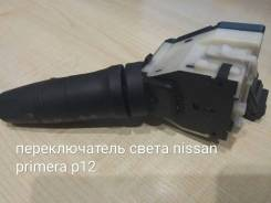 Блок подрулевых переключателей. Nissan Primera, P12, P12E