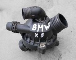Корпус термостата. BMW X6, E71 BMW X5, E70 Двигатель M57TU2D30