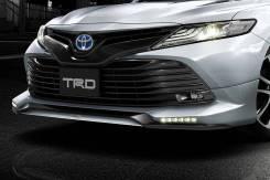 Накладка на стоп-сигнал. Toyota Camry, ASV70, ASV71, AXVH70, GSV70 Двигатели: 2ARFE, 2GRFKS, 6ARFSE, A25AFKS, A25AFXS. Под заказ