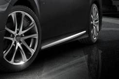 Порог пластиковый. Toyota Camry, AXVH70, ASV70, ASV71, GSV70 Двигатели: A25AFKS, A25AFXS, 6ARFSE, 2ARFE, 2GRFKS. Под заказ