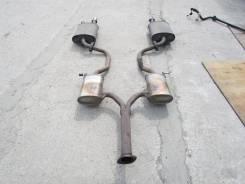 Глушитель. Toyota Crown Majesta, UZS141, UZS147 Двигатель 1UZFE