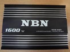 Продам 4-канальный усилитель NBN-NCB-938. Новый. Гарантия. Отличный звук. Под заказ