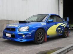 Subaru Impreza WRX STI. механика, 4wd, 2.0 (280л.с.), бензин, 90 000тыс. км, б/п, нет птс. Под заказ