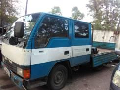 Сдается в аренду бортовой грузовик Canter