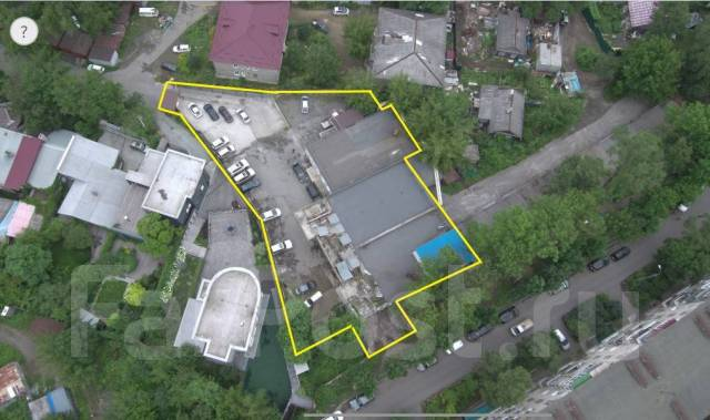 Земельный участок центре города. 2 136кв.м., собственность, электричество, вода, от частного лица (собственник). Фото участка