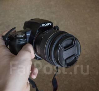 Sony Alpha SLT-A55