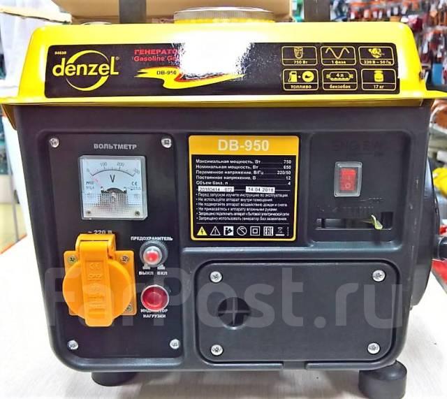 Генератор бензиновый denzel db950 сварочный аппарат на 400а