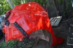Крыло заднее правое на Opel Astra 2012 г.