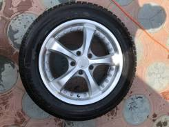 "Продам комплект зимних колёс на литье 215/60/17. 7.0x17"" 5x114.30 ET50 ЦО 73,0мм."