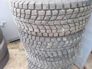 Dunlop. Зимние, без шипов, 2007 год, 5%, 5 шт