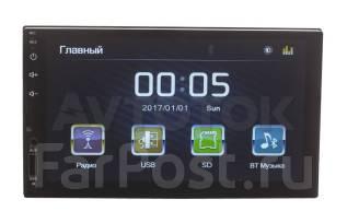 Универсальная 2 DIN (178x100) магнитола-планшет MP-7