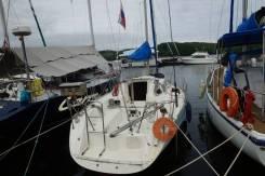 Яхта парусная Yamaha Mylady 25 второе поколение. Длина 7,62м.