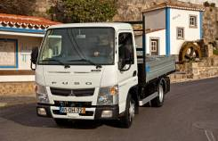 Mitsubishi Fuso. Fuso Canter от официального представителя в Красноярске, 5 000кг., 4x2. Под заказ