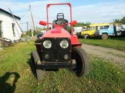 Самодельная модель. Самодельный трактор, 4,5 л.с.