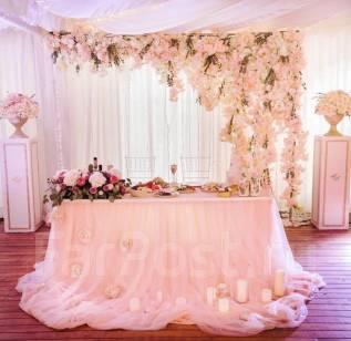 Особенное оформление вашей свадьбы. Свадебный декор