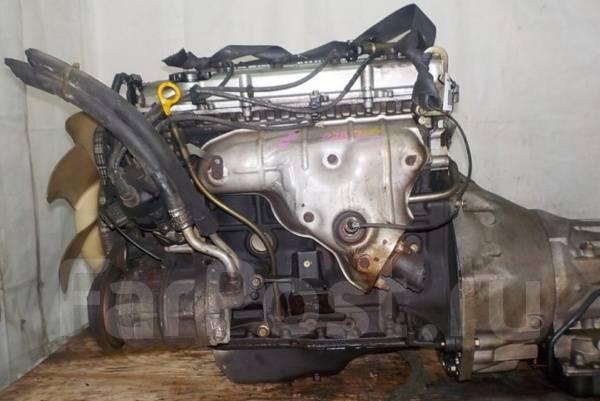 Двигатель с КПП, Nissan KA20-DE - 028706X AT FR Caravan