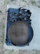 Радиатор охлаждения двигателя. Toyota Mark II, JZX100 Toyota Cresta, JZX100 Toyota Chaser, JZX100 Двигатели: 1JZGTE, MTEU