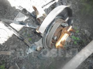 Механизм стояночного тормоза. Nissan X-Trail, NT30, PNT30, T30 Nissan Primera, TNP12, WTNP12 Двигатели: QR20DE, QR25DE, SR20VET, YD22ETI