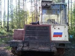 АТЗ ТТ-4М. Трактор трелевочный тт4 м