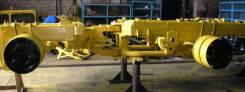 Восстановление рам( полурам) тракторов К-700, К-701, К-744
