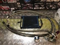Радиатор масляный. Subaru Impreza WRX STI, GC8
