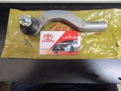 Наконечник рулевой. Toyota: Crown Majesta, Mark II Wagon Blit, Crown, Aristo, Verossa, Mark II, Altezza, Cresta, Progres, Brevis, Chaser Lexus GS300...