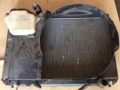 Радиатор охлаждения двигателя. Toyota Cresta, GX90, JZX90, LX90, SX90 Toyota Progres
