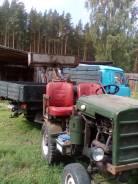 Самодельная модель. Самодельный трактор, 30 л.с.