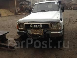 Nissan Safari. автомат, 4wd, 4.2, дизель