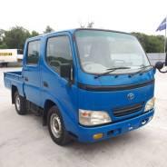 Toyota Dyna. Продам грузовик двухкабинник !, 3 000куб. см., 1 500кг.