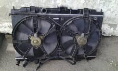 Диффузор радиатора Nissan Sunny/AD/ Wingroad QG15 б/у
