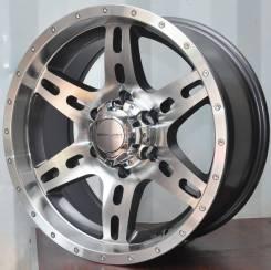 """Sakura Wheels. 8.0x17"""", 6x139.70, ET0"""