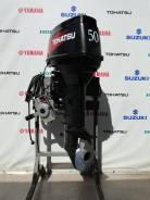 Tohatsu. 50,00л.с., 2-тактный, бензиновый, нога L (508 мм), 2005 год год
