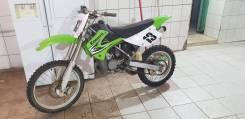 Kawasaki KX 85-II. 85куб. см., исправен, без птс, с пробегом