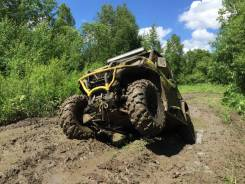 BRP Can-Am Maverick Trail DPS. исправен, есть птс, без пробега