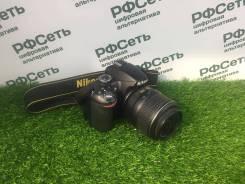 Nikon D3200 Kit. 20 и более Мп, зум: 4х