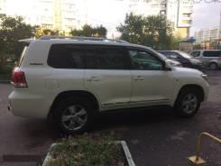 Toyota Land Cruiser. Продажа документов и машины Toyota - LAND Cruiser 200