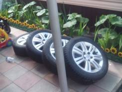 Bridgestone 613V. Зимние, шипованные, 2014 год, 20%, 4 шт