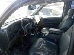 Сиденье. Chevrolet TrailBlazer, GMT360 Двигатель LL8