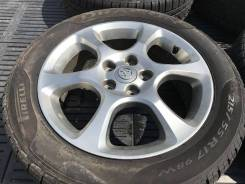 "Toyota. 6.5x17"", 5x114.30, ET50, ЦО 60,1мм."
