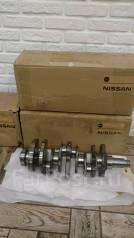 Коленвал. Nissan Teana, J32, J32R, J32T, J32Z, PJ32 Nissan Murano, PNZ51, Z51, Z51R Infiniti: G35, I30, FX35, M45, M35, QX4, I35 Двигатели: QR25DE, VQ...