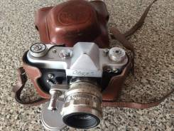 Фотоаппарат Старт с объективом Гелиос - 44 58 мм 1:2. Оригинал